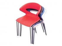 Taurus Stacking Chair