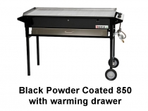 Powder Coated BBQs