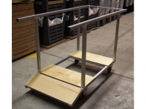 Folding Table Trolleys